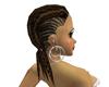 (IKY2) C/R HAIR BROWN