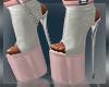 Pink plataform