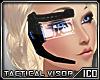 ICO Tactical Visor F