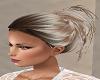 Blond Bun hair
