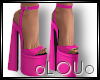 .L. Bek Heels Pink