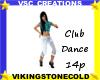 Club Dance 14p