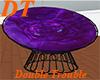 [CDT] Purple Tiger Chair