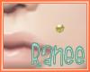 ~Monroe Piercing Gold