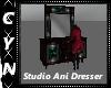 Studio Aminated Dresser