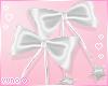 ♡ DRV Hair Bows