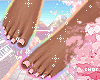c.♡ Pink Pedicure