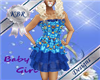 BG MickeyBlue dress