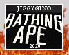 a bathing ape.