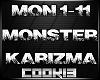 !C! - Monster Karizma