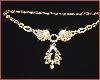 ( NY ) necklace GOLD