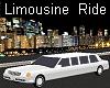 White Limousine Ride