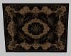 Brown Oriental Rug