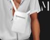 T+M | White Flight Bag