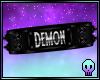 Chrome Demon Collar M
