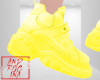 Androgina Sneaker Yellow