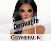 Derivable ponytail 3