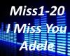 B.F I Miss You.. Adele