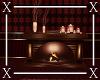 .X. Cozy Fireplace