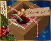 I~Holiday ThankYou Donut