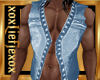 [L] ICE Blue Vest M