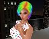 Short N Sassy Rainbow