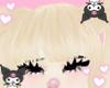 ♡ blonde bangs ♡
