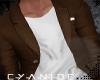 -C- Open Blazer w.Tee