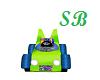 SB* Super Monsters Car *
