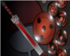 Uchiha lighter sword m/f