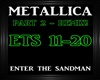 Metallica~EnterSandman 2
