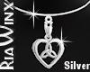 Celtic Love Knot V3-Slvr