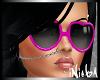 [N] RK PinkLove Glasses