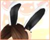 ~R~ Party bunny ears blk