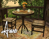 Boho Forest Table For 2