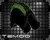 T » Neon Green Reaper