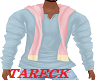 Sweater Blue & Pink