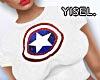 Y' Captain America Girl