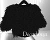 !D!Glittery fur Top