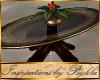 I~Rouge Oval CoffeeTable