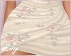 Chantel Skirt Floral