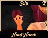 Selu Hoof Hands F