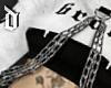 Broke Hoodie w/Chains