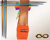 [CFD]RB Heels Tangerine