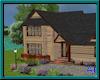 (A) Lake Log Home