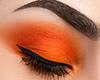 AK! Orange Eyeshadow