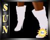 [SUN] White Boots