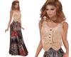 RF* Modest Vest & Skirt