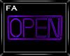 (FA)OpenSign Purp