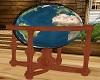 Cherry Cradle Globe